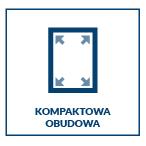 KOMPAKTOWA OBUDOWA